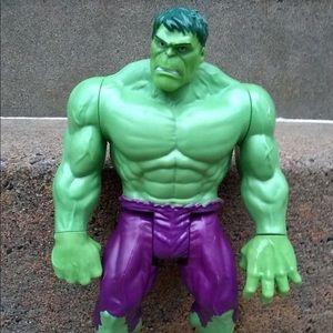 "Marvel 12"" Giant Incredible Hulk Action Figure"